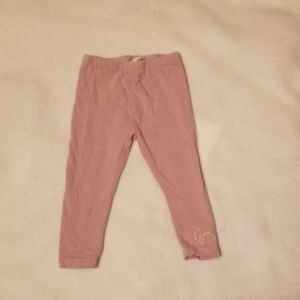 Authentic Juicy Couture Baby Girl Leggings
